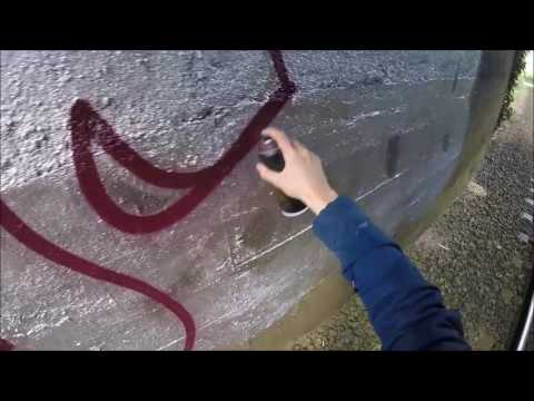 Graffiti - Wiley Trackside Chrome Dub // COSEY
