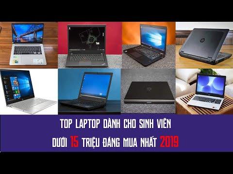 Top Laptop Dành Cho Sinh Viên Học Công Nghệ Thông Tin Giá Dưới 15 Triệu