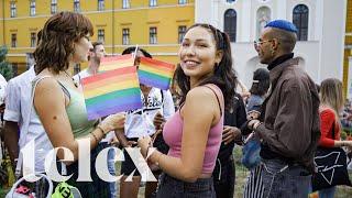Ha az is provokáció, hogy létezem, akkor nem velem van a baj – Ilyen volt az első Pécs Pride