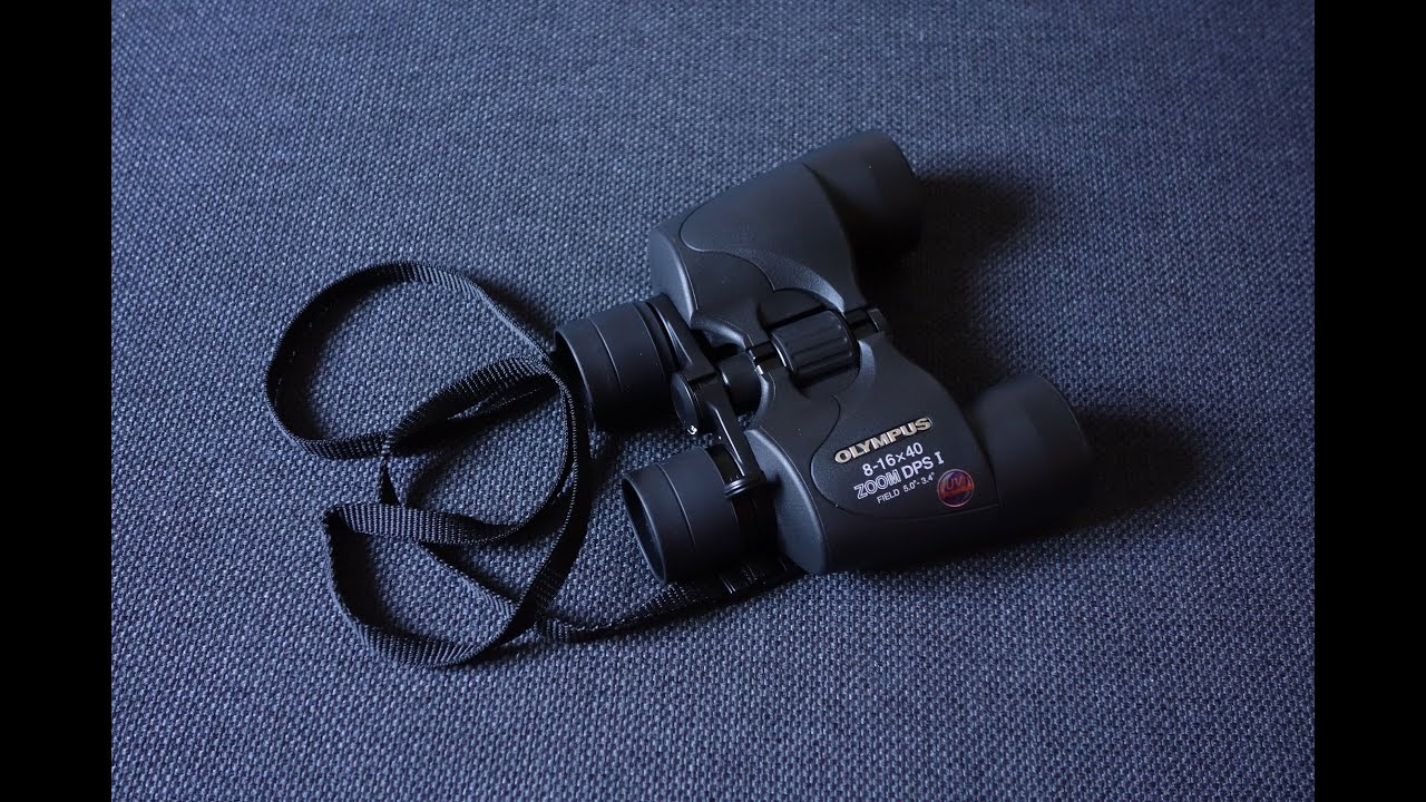 Olympus 8 16x40 Zoom Dps I Binoculars Impressions Youtube
