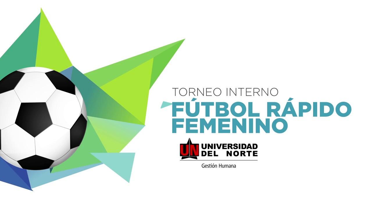 Final torneo de fútbol rápido femenino youtube jpg 1280x720 Imigen torneo  de futbol rapido c3be307133b39