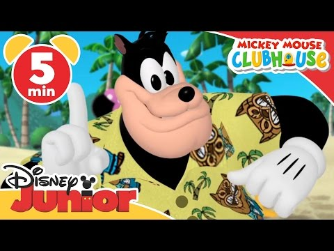 Magical Moments | Mickey Mouse Clubhouse: Donald The Surfer | Disney Junior UK