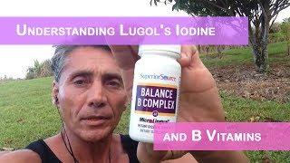 Dr Robert Cassar: Iodine, B complex, B-12 vitamins and some Philosopy in HD 2014