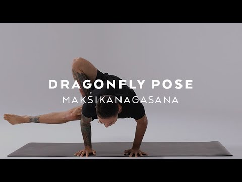 How to do Dragonfly Pose | Maksikanagasana Tutorial with Dylan Werner