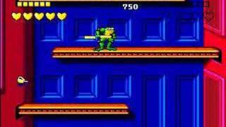 Battletoads [Level 8 - Intruder Excluder]
