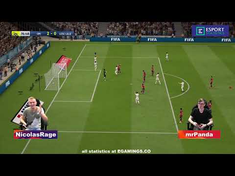 2019.10.10 ► France Cyber Stars League ► Marseille (NicolasRage) - Lille (mrPanda)