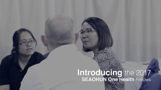 Introducing the 2017 SEAOHUN One Health fellows