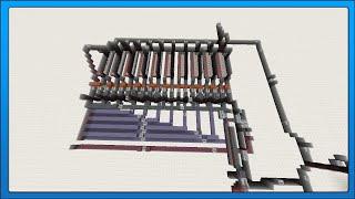 [Minecraft Computer] Redstone RAM - Random Access Memory