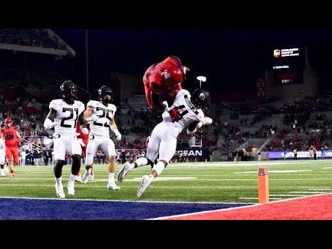 44-15 Wildcats over #19 Oregon Highlights