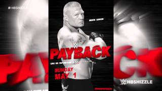 "WWE Payback 2016 Custom Theme Song - ""Fade Away"" + Download Link"