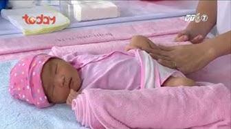 Hướng dẫn các mẹ cách sử dụng miếng lót sơ sinh