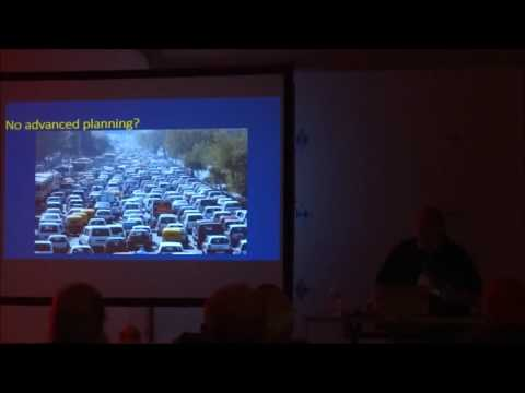 SolarFest 2016 - Dr. Mike Reynolds discusses Planning for the 2017 Eclipse