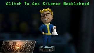 fallout 4   vault 75   glitch to get science bobblehead w o admin access card