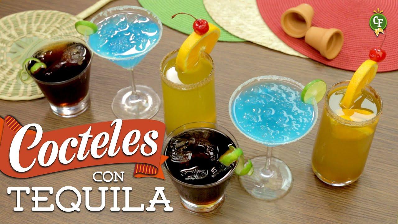 Cómo preparar Cocteles con Tequila? - Cocina Fresca - YouTube
