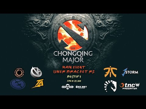 [DOTA 2 LIVE PH] TnC Predator VS Team Liquid The Chongqing Major Lower Bracket R2 (Bo3)