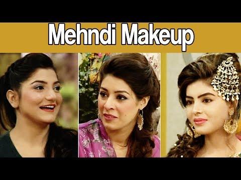 Mehekti Morning - Mehndi Makeup - 13 September 2017 - Atv