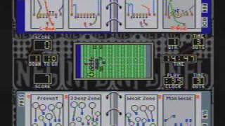 NFL Football - SNES Gameplay