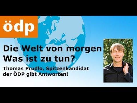 """Livestream von ÖDP München: """"Wen wählen?"""" Das spannende Profil der ÖDP im Vergleich"""