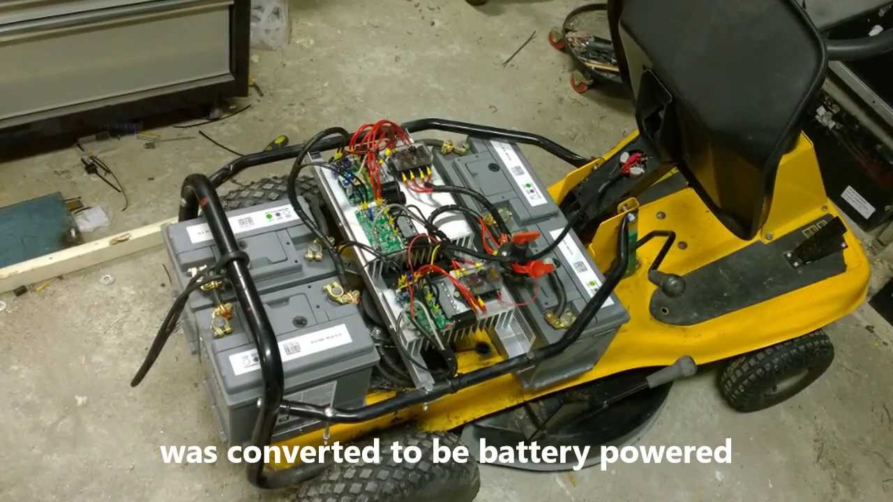 included cordless battery ion pd in greenworks tractor lawn shop volt garden mower pro brushless electric lithium
