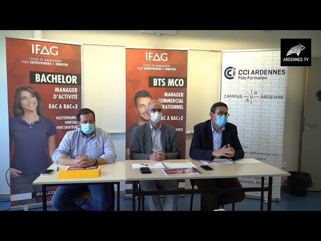 IFAG Campus de Charleville-Mézières - Rentrée 2020