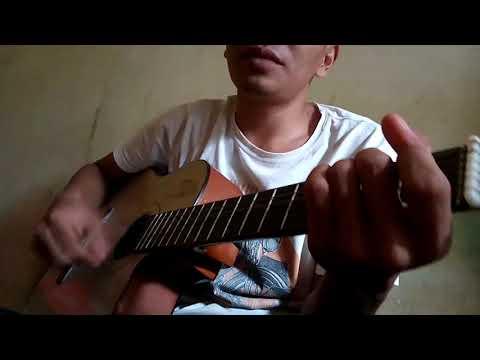 Cover teubayang-bayang - Rialdoni. Chord gitar