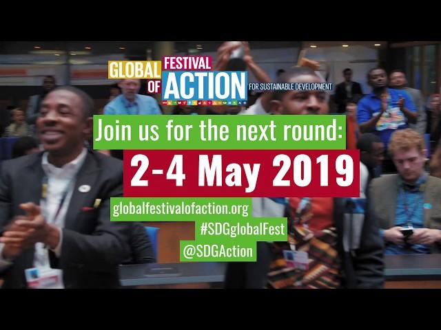 Teaser: Global Festival of Action for Sustainable Development 2019