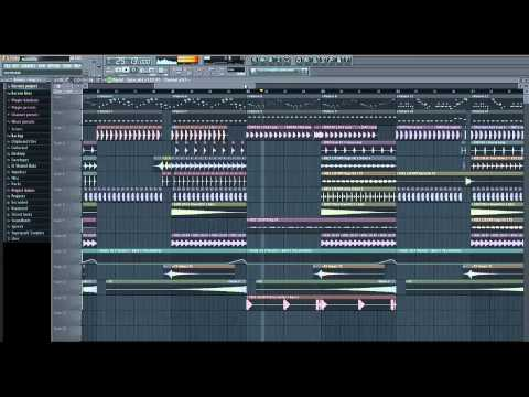 FL Studio 11 2015 Tutorial - 10 Epic Melbourne Bounce Drops (FLP DOWNLOAD)