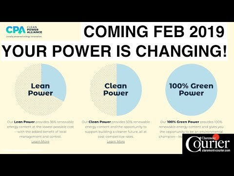 Clean Power Alliance: Is your electric bill increasing?