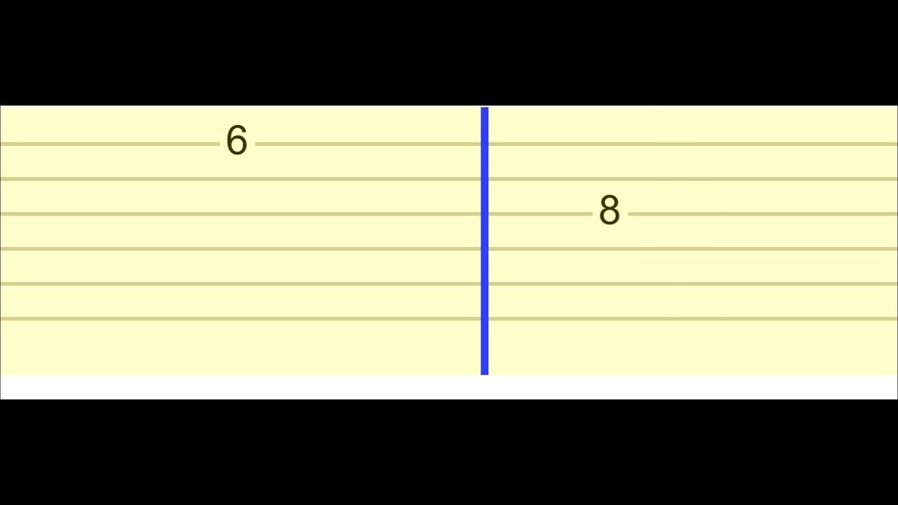 Stranger Things 2 Eulogy Easy Guitar Tabs Tutorial Youtube