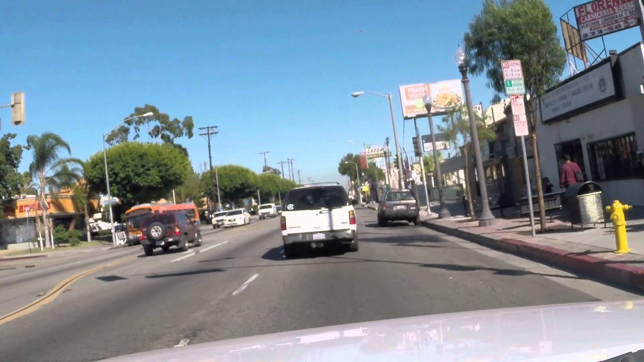 DRIVING IN EAST LOS ANGELES TO WATTS HD - YouTube on jaime escalante, city terrace, los feliz, los angeles county, south los angeles, orange county, salton city, garfield high school, boyle heights, south gate, downtown los angeles, american me, monterey park, california, silver lake,