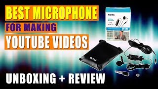 Best Microphone for Youtubers(Smartphone / Laptop / DSLR) - BOYA BY-M1 : Unboxing + Review (Bengali)