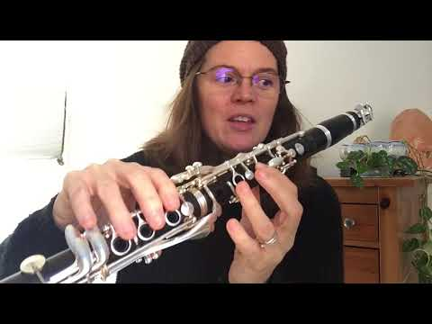 """""""Cantina Band"""" Tutorial For Clarinet"""