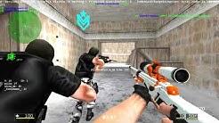 CS Portable Clan War: HaVoK vs. DewDez (5v5)
