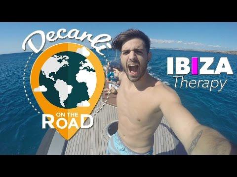 IBIZA THERAPY ft. Zoda, Favij & Clapis / #DecarliOnTheRoad