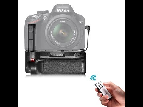 powerextra-battery-grip-for-nikon-d5300/-d3100/d3200/d3300