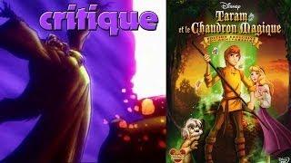 Download Video Critique : Taram et le Chaudron magique (1985) MP3 3GP MP4