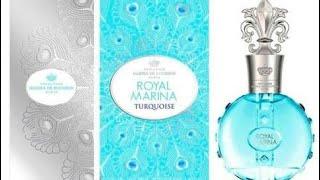 Royal Marina Turquois: Princesse Marina de Bourbon