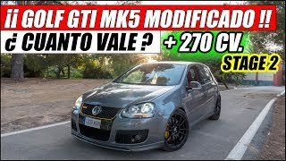 ¡¡ Modificar un Golf Gti Mk5 !! ¿Cuánto vale? | Supercars of Mike