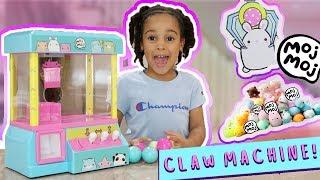 Moj Moj Toy Claw Machine Game!
