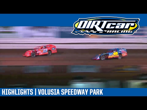 UMP Modifieds Volusia Speedway Park DIRTcar Nationals February 14, 2017 | HIGHLIGHTS