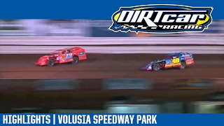Volusia Speedway Park DIRTcar Nationals UMP Modifieds Highlights