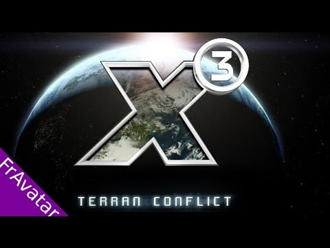 s3e06 X³ Terran Conflict: Destroying Pirate Bounty Hunters. [DiD]