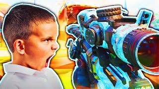 TRASH TALKER CALLS ME OUT ON BLACK OPS 3... (He said he can beat me)