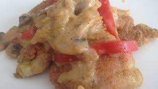 Pan-fried Chicken Dinner Recipe (weeknight Dinner Ideas)