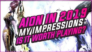 Обложка на видео о You Guys Asked For This.. AION 6.5: PANDORA.. Is Aion Is Worth Playing In 2019?