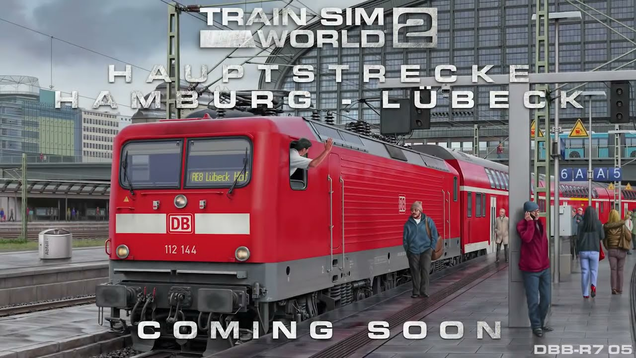 Train Sim World 2: Hauptstrecke Hamburg - Lübeck Coming Soon