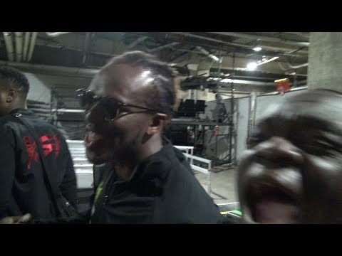"""Jeff Mayweather tells KSI he is a """"real fighter"""" after beating Logan Paul"""