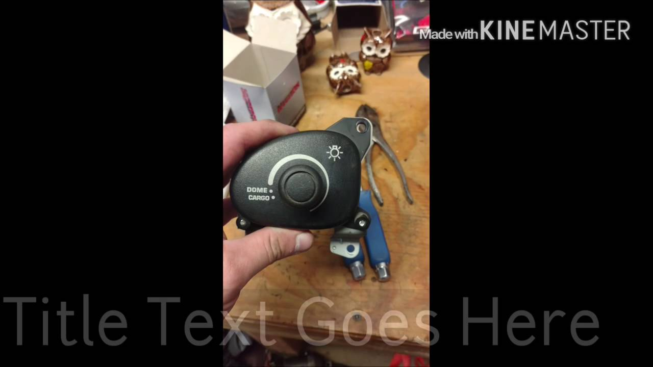 headlight switch replace on 98 dodge ram 2500 youtube rh youtube com dodge ram long hauler 1998 dodge ram 2500 headlight switch wiring [ 1280 x 720 Pixel ]