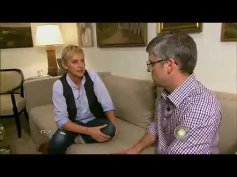 Ellen DeGeneres Interview CBS News Sunday Morning (2011-10-09)