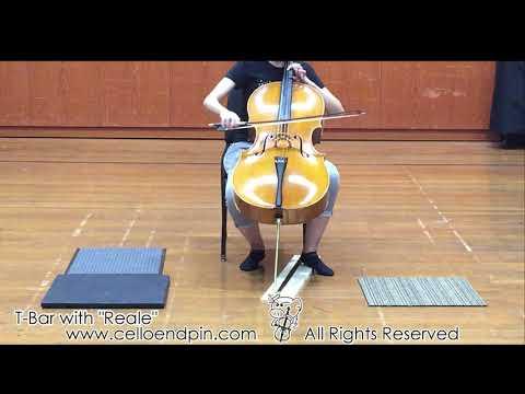 Cello Sound Comparison - stopper's effect: Bach Suite No 5 Prelude (excerpt)